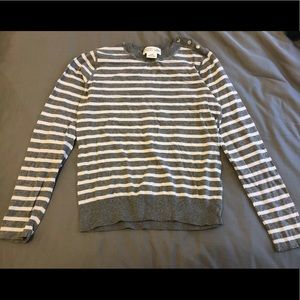 Kate spade star patch sweater